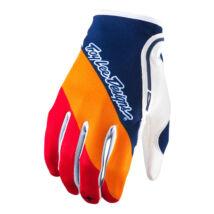 XC Corsa kesztyű kék/narancs