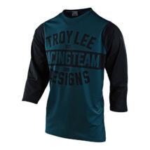 Troy Lee Design Ruckus Team81 3/4 ujjas mez kék