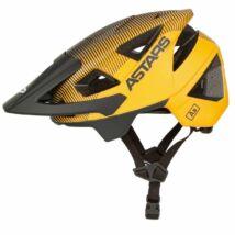 Alpinestars Vector Pro A2 kerékpáros sisak sárga-fekete - RideShop.hu