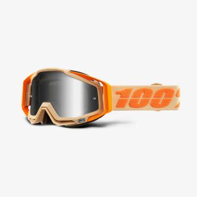 Ride 100% Racecraft Sahara krossz szemüveg tükrös lencsével - RideShop.hu