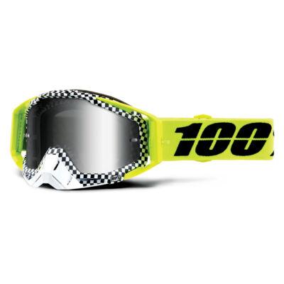 Ride 100% Racecraft Andre krossz szemüveg tükrös lencsével - RideShop.hu