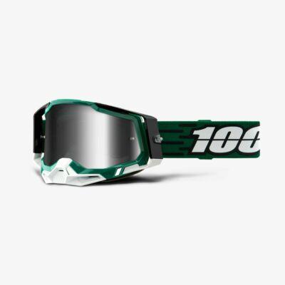 Ride 100% Racecraft 2 Milori zárt szemüveg tükrös lencsével - RideShop.hu