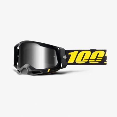 Ride 100% Racecraft 2 Arbis zárt szemüveg tükrös lencsével - RideShop.hu
