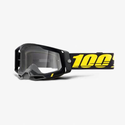 Ride 100% Racecraft 2 Arbis zárt szemüveg víztiszta lencsével - RideShop