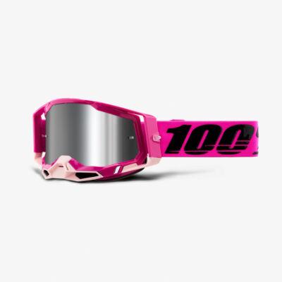 Ride 100% Racecraft 2 Maho zárt szemüveg tükrös lencsével - RideShop.hu