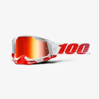 Ride 100% Racecraft 2 St Kith zárt szemüveg tükrös lencsével - RideShop.hu