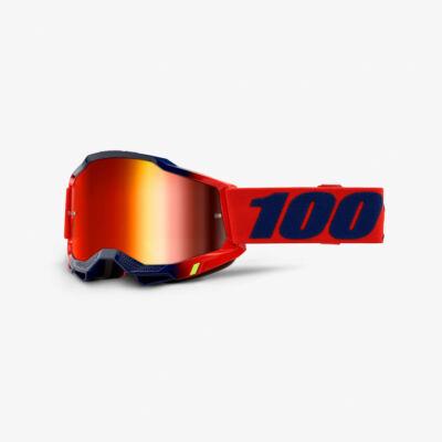 Ride 100% Accuri 2 Kearny zárt szemüveg tükrös lencsével - RideShop.hu