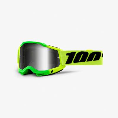 Ride 100% Accuri 2 Travis zárt szemüveg tükrös lencsével - RideShop.hu