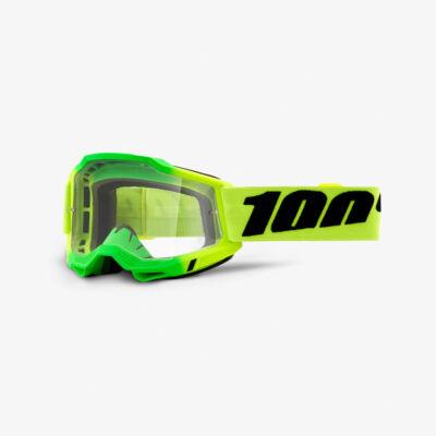 Ride 100% Accuri 2 Travis zárt szemüveg víztiszta lencsével - RideShop.hu