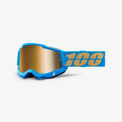 Ride 100% Accuri 2 Waterloo zárt szemüveg tükrös lencsével - RideShop