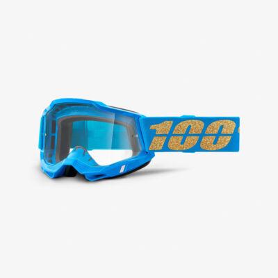 Ride 100% Accuri 2 Waterloo zárt szemüveg víztiszta lencse - RideShop