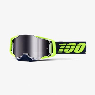 Ride 100% Armega Deker krossz szemüveg tükrös lencsével - RideShop.hu