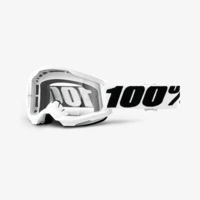 Ride 100% Strata 2 Everest zárt szemüveg víztiszta lencsés RideShop.hu