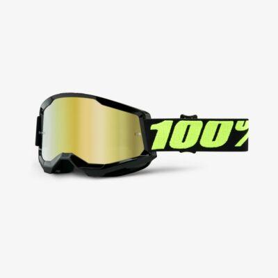 Ride 100% Strata 2 Upsol zárt szemüveg tükrös lencsével - RideShop.hu