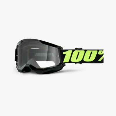 Ride 100% Strata 2 Upsol zárt szemüveg víztiszta lencsével RideShop.hu