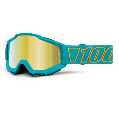Ride 100% Accuri Galak krossz szemüveg tükrös lencsével - RideShop.hu