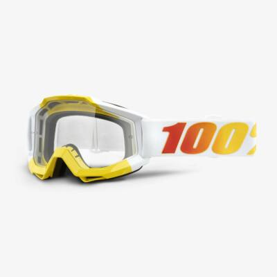 Ride 100% Accuri Astra cross szemüveg víztiszta lencsével - RideShop.hu