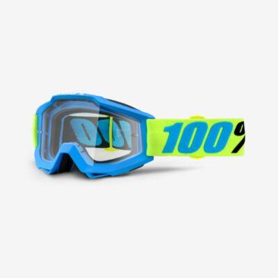 Ride 100% Accuri Beliz cross szemüveg víztiszta lencsével- RideShop.hu