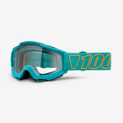 Ride 100% Accuri Galak cross szemüveg víztiszta lencsével- RideShop.hu