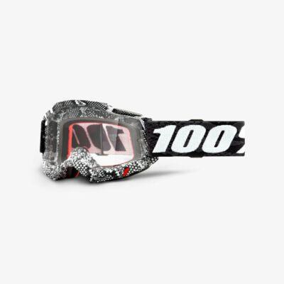Ride 100% Accuri 2 Cobra zárt szemüveg víztiszta lencsével - RideShop.hu