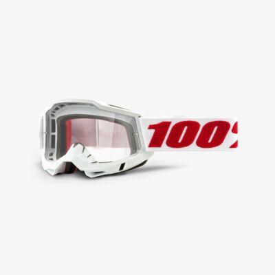 Ride 100% Accuri 2 Denver zárt szemüveg víztiszta lencsével RideShop.hu