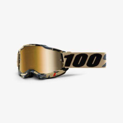 Ride 100% Accuri 2 Tarmac zárt szemüveg tükrös lencsével - RideShop.hu