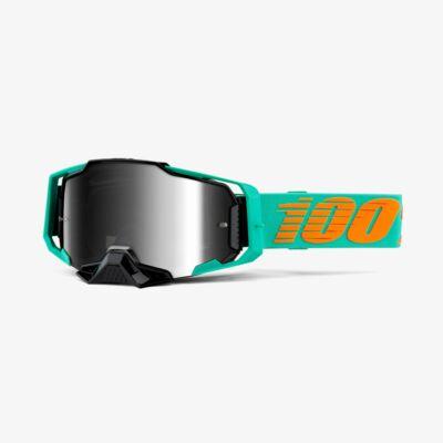 Ride 100% Armega Clark krossz szemüveg tükrös lencsével - RideShop.hu