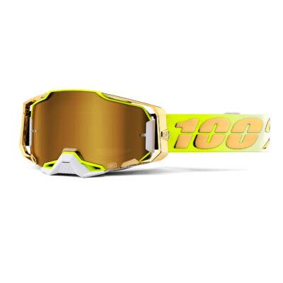 Ride 100% Armega Feelgood krossz szemüveg tükrös lencsével - RideShop.hu