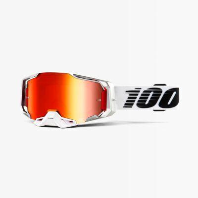 Ride 100% Armega Lightsaber krossz szemüveg tükrös lencsével RideShop