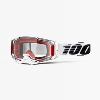 Ride 100% Armega Lightsaber krossz szemüveg víztiszta lencsével