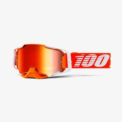 Ride 100% Armega Regal krossz szemüveg tükrös lencsével - RideShop.hu