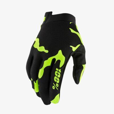 Ride 100% iTrack kesztyű salamander - RideShop.hu