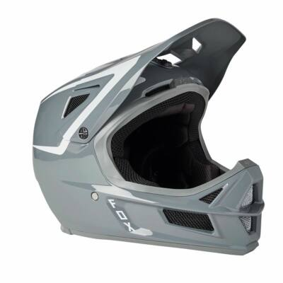 Fox Rampage Comp MIPS kerékpáros fullface sisak szürke - RideShop.hu