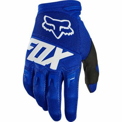 FOX Dirtpaw kesztyű kék