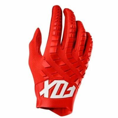 FOX 360 019 kesztyű piros