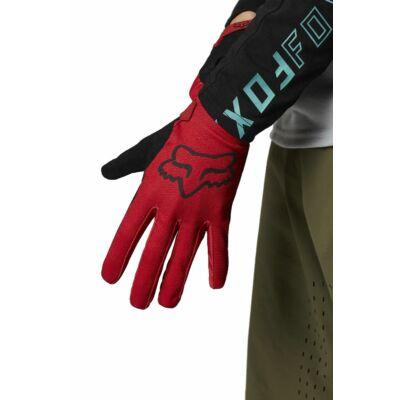 FOX Ranger hosszú ujjas kesztyű piros - RideShop.hu