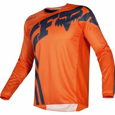 FOX 180 Cota hosszú ujjas mez narancs - RideShop.hu