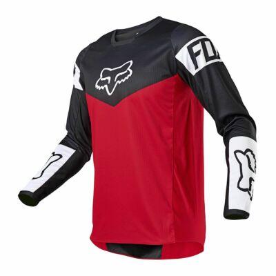 FOX 180 Revn hosszú ujjas mez piros - RideShop.hu
