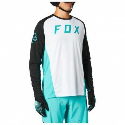 FOX Defend hosszú ujjú mez kék-fehér