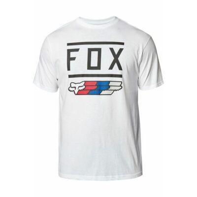 FOX Super póló fehér