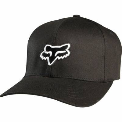 FOX Legacy Flexfit sapka fekete/fehér