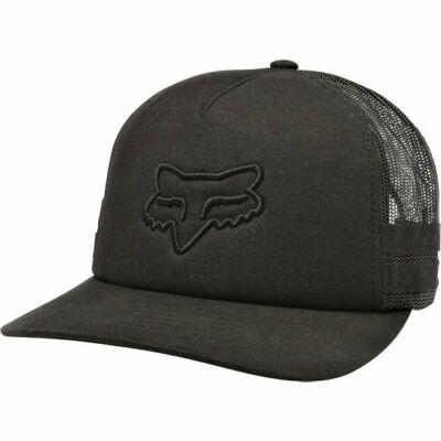 FOX Head Trik Trucker sapka fekete