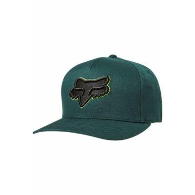 FOX Epicycle Flexfit sapka zöld