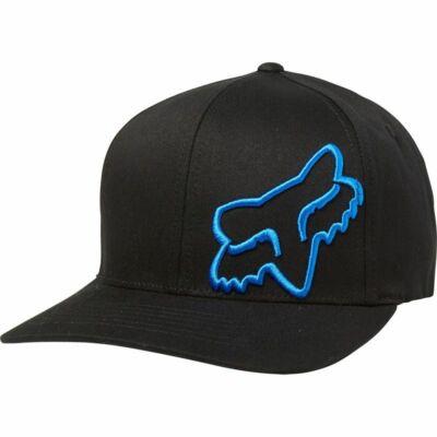 FOX Flex 45 Flexfit sapka fekete/kék