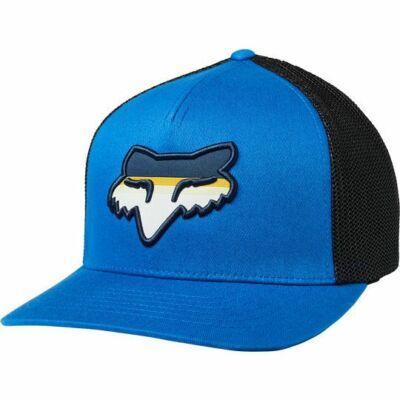 FOX Head Strike Flexfit sapka kék