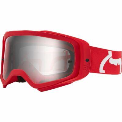 FOX szemüveg Airspace prix red
