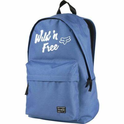 FOX Pit Stop hátizsák kék