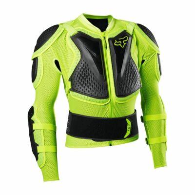 FOX Titan Sport protektor ing fluo sárga - RideShop.hu