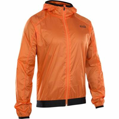 ION Shelter Windbreaker kabát narancs