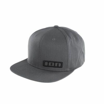 ION Logo Snapback sapka szürke